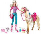 Barbie Reiterin Barbie & Pferd Tawny