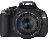 Canon EOS 600D Kit 18-135 mm