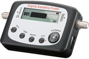 Goobay Digitaler SAT-Finder
