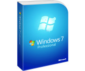 Microsoft Windows 7 Professional 64Bit SP1 OEM (DE)