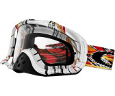 Oakley Crowbar MX Red Tribal/Clear