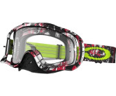 Oakley Crowbar MX One Icon Red/Clear