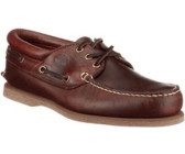 Timberland 3-Eye Padded Collar Boat Shoe