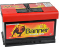 Banner Power Bull 12V 72Ah (P7209)