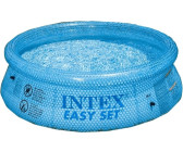 Intex Easy-Set Clearview Pool 244 x 76cm