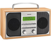 Bush DAB/FM Stereo Radio - Wood Effect (9353260)