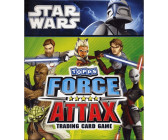 Topps Star Wars Force Attax Serie 1 Starter