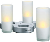 Philips Imageo LED Glass Candle Lights Set of 3 white