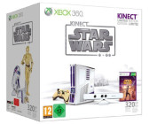 Microsoft Xbox 360 S 320GB Kinect Star Wars Limited Edition