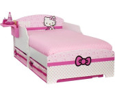 Worlds Apart Bett Disney Hello Kitty mit Bettkasten