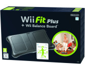 Wii Fit Plus + Balance Board schwarz (Wii)