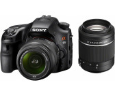 Sony Alpha 65 Kit 18-55mm + 55-200 mm (SLT-A65VY)
