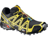 Salomon Speedcross 3 black/canary yellow/autobahn