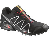 Salomon Speedcross 3 black/black/silver metallic-x