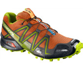 Salomon Speedcross 3 CS terra cotta/black/pop green
