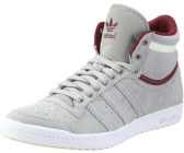 Adidas Top Ten Hi Sleek Shift Grey/Solid Red