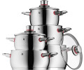 WMF Quality One Cookware Set 5 Piece (774056380) Price comparison