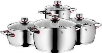 WMF Quality One Kochtopf-Set 4 tlg.