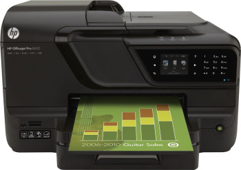Hewlett-Packard HP Officejet Pro 8600 N911a (CM749A)