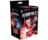 InFAMOUS 2 + Crimson Red Controller Bundle (PS3)