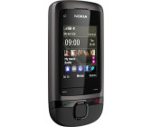 Nokia C2-05 Touch and Type Grau