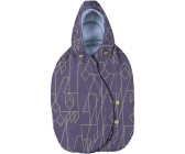 Maxi-Cosi Fußsack für Pebble Graphic purple