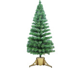 Festive Lights Indoor Green Fibre Optic Tree 6Ft