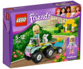 Lego Friends Stephanies mobile Tierrettung (3935)