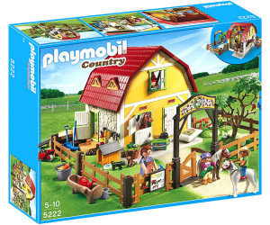 Playmobil Ranch avec poneys (5222)