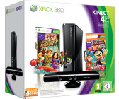Microsoft Xbox 360 S 4GB + Kinect Adventures + Carnival: In Aktion!