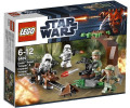 Lego Star Wars - Endor Rebel Trooper & Imperial Trooper Battle Pack