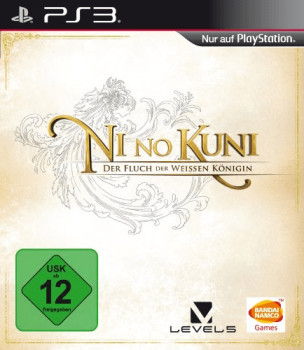 Ni no Kuni: Der Fluch der weien Knigin (PS3)