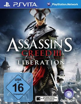 Assassin&#039;s Creed 3: Liberation (PSV)