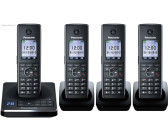 Panasonic KX-TG 8564 Quad Black