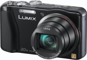 Panasonic Lumix DMC-TZ31 schwarz