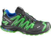 Salomon XA Pro 3D Ultra 2 GTX black/light green-x/bright blue