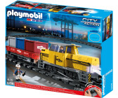 Playmobil Train porte-conteneurs radio-commandé (5258)