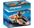 Playmobil Moto et Agent Secret (5288)