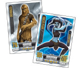 Topps Star Wars Force Attax Serie 2 Einzelkarte - Force-Meister