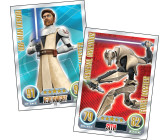 Topps Star Wars Force Attax Serie 1 Einzelkarte - Force-Meister