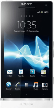 Sony Xperia S Wei
