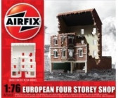 Airfix European Four Storey Shop Ruin (A75007)