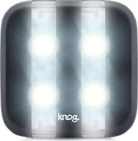 Knog Blinder 4 GT Stripe white LED