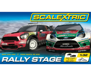 ScaleXtric Rally Stage Set (C1295)