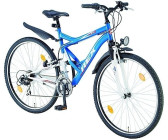 Alu-Rex Full-Suspension-All-Terrain-Bike 21-Gang