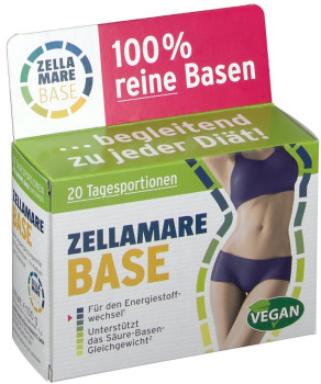 Quintessenz Health Products Zellamare Base Unterwegs (20 Stk.)
