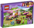 Lego Friends Adventure Camper (3184)
