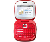Alcatel One Touch GLAM 810D rouge