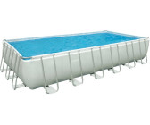 Intex Ultra Frame Pool-Set Quadra II 732 x 366 x 132 cm Komplett-Set