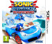 Sonic & All-Stars Racing: Transformed (3DS) comparatif